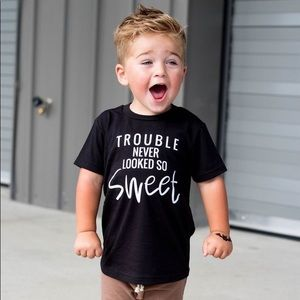 Other - Trouble never looked so sweet tee